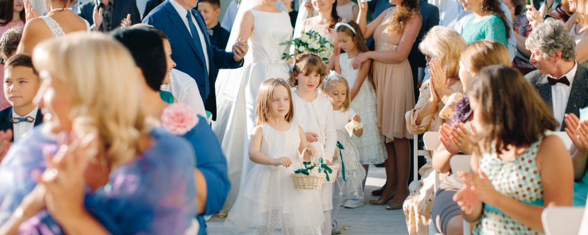 Агентство POLOTNO - семейная и уютная свадьба