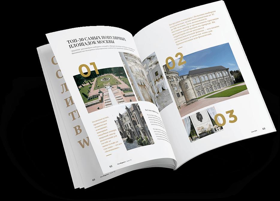 топ 30 площадок Москвы для проведения свадьбы