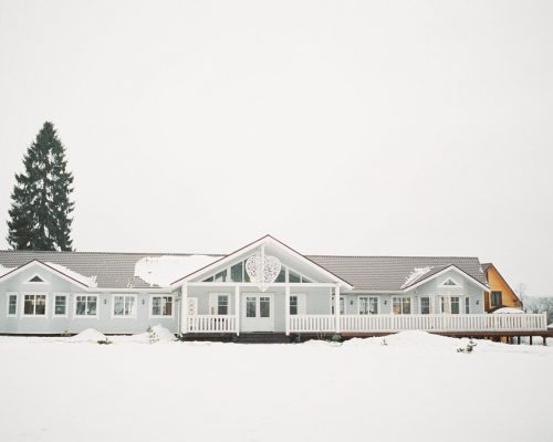 Свадьба зимой 2019 от свадебного агентство POLOTNO