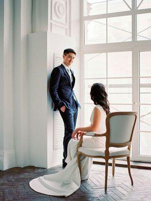фотосессия на камерной свадьбе москва