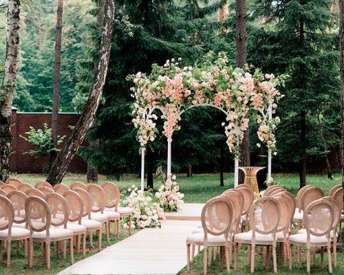 Организация выездной регистрации брака свадебное агентство
