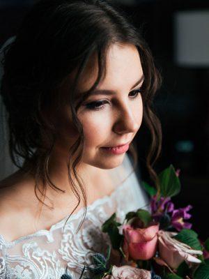 Невеста на интернациональной свадьбе