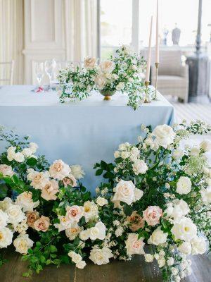 Оформление загородной свадьбы