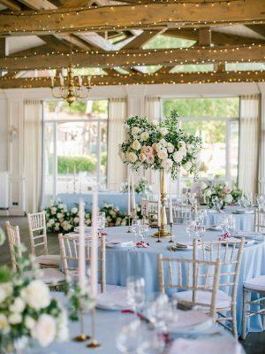 Свадьба в загородном доме организация