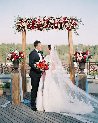 Классическая свадьба - какая она?