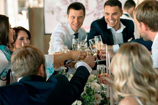 Сколько нужно алкоголя на свадьбу