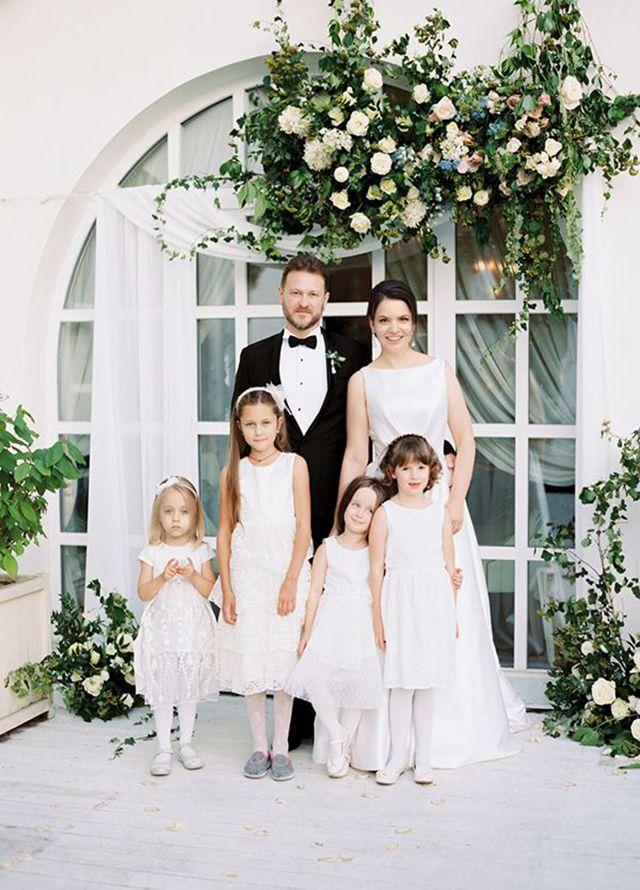 Портфолио организации классической свадьбы