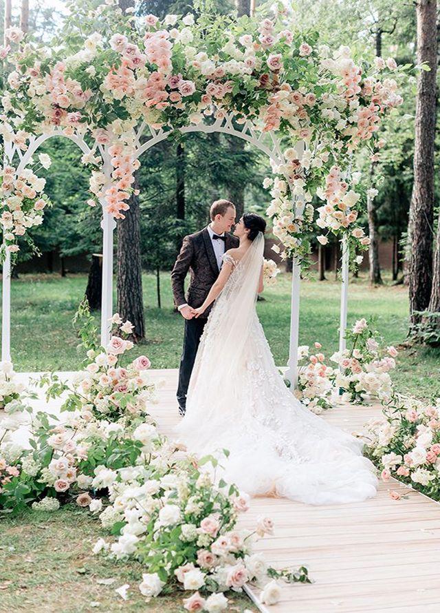 Портфолио классической свадьбы