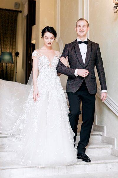 Женихам о классической свадьбе