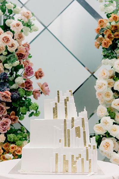 Масштабная и яркая свадьба в Москве