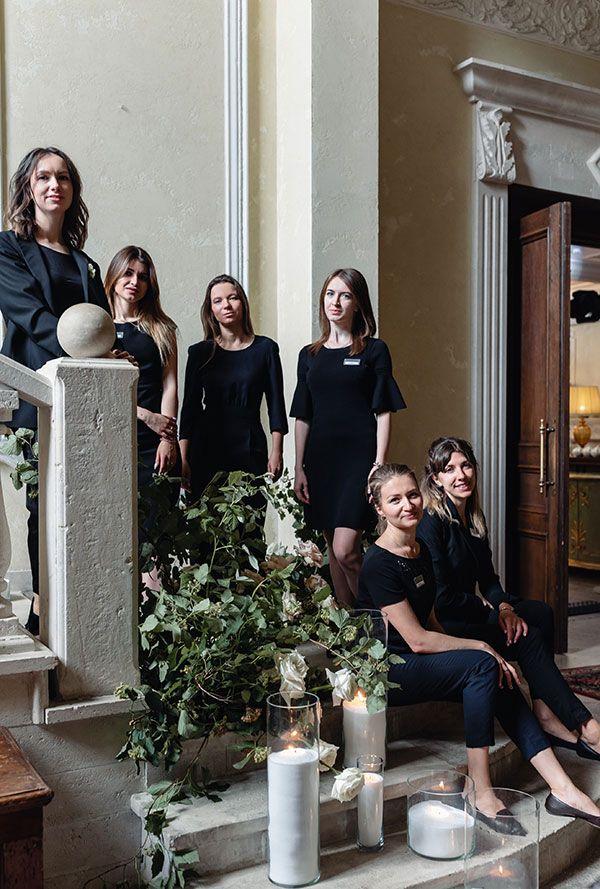 Почему выбирают свадебное агентство POLOTNO
