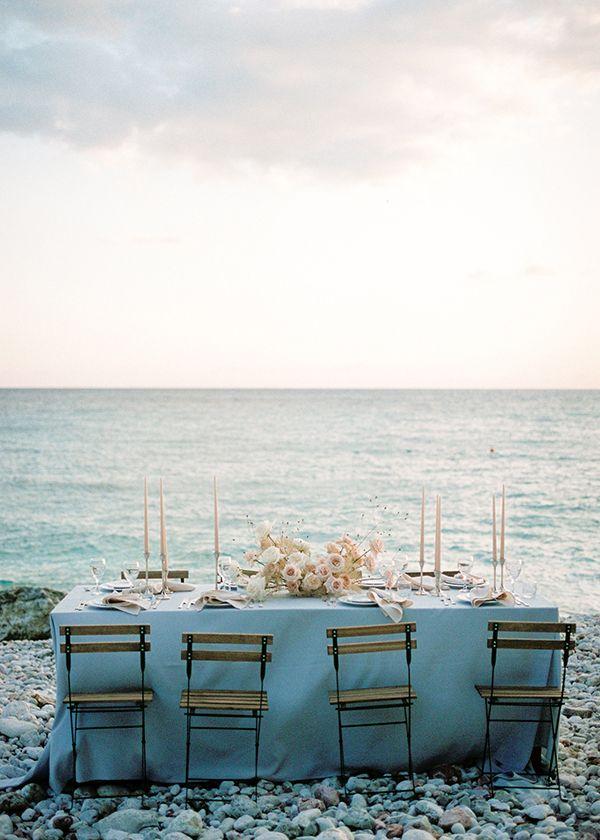Организация свадьбы на море