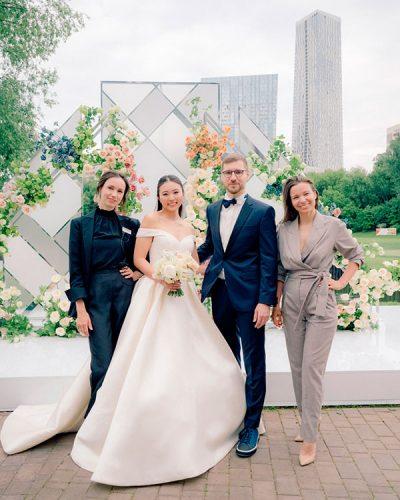 Что важно не забыть в свадебный день