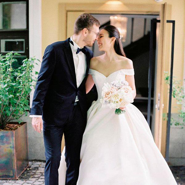 Отзыв об организации масштабной яркой свадьбы в Москве