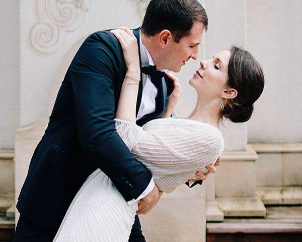 Соня и Вова. Современная классическая свадьба портфолио