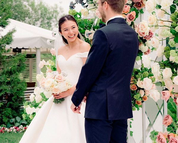 Классическая свадьба в Москве - портфолио