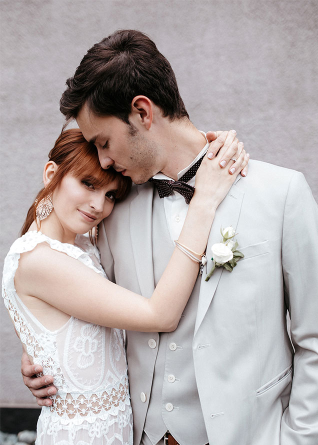 Инстаграм свадебного агентства POLOTNO