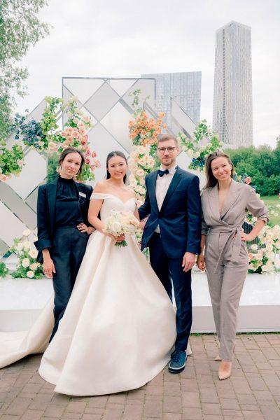 Что делает свадебное агентство