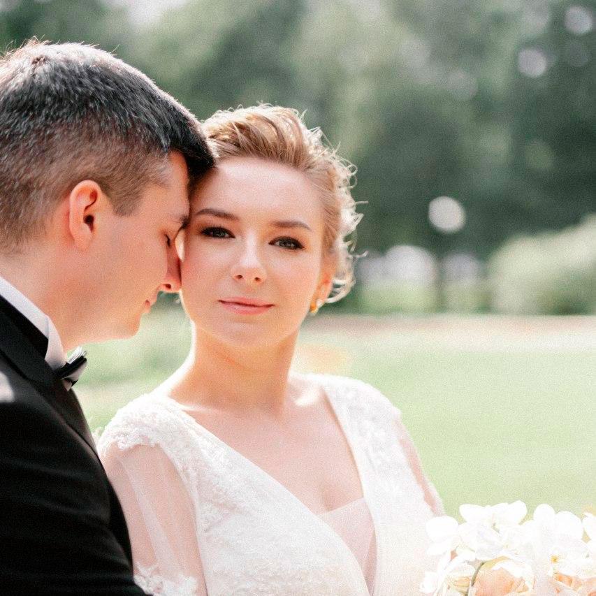 Отзыв Оли и Андрея о свадебном агентство POLOTNO