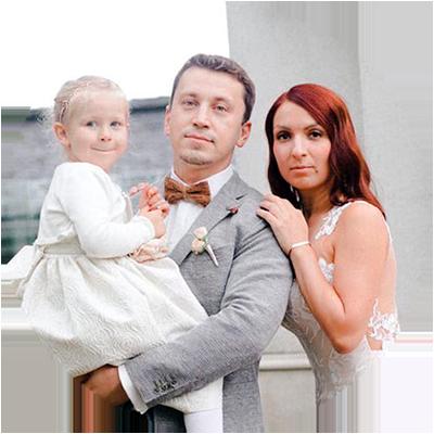 Свадьба Юлии и Евгения