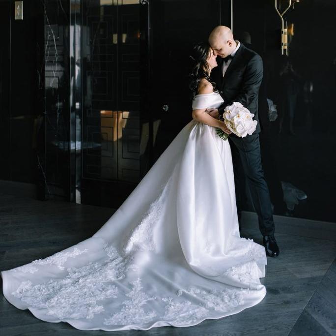 Меги и Рудольф. Современная грузинская свадьба