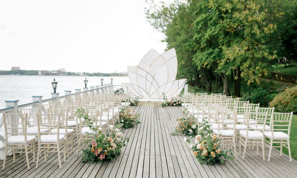 Рестораны Подмосковья для проведения свадьбы