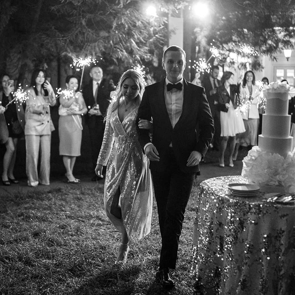 Свадьба Милы и Леши