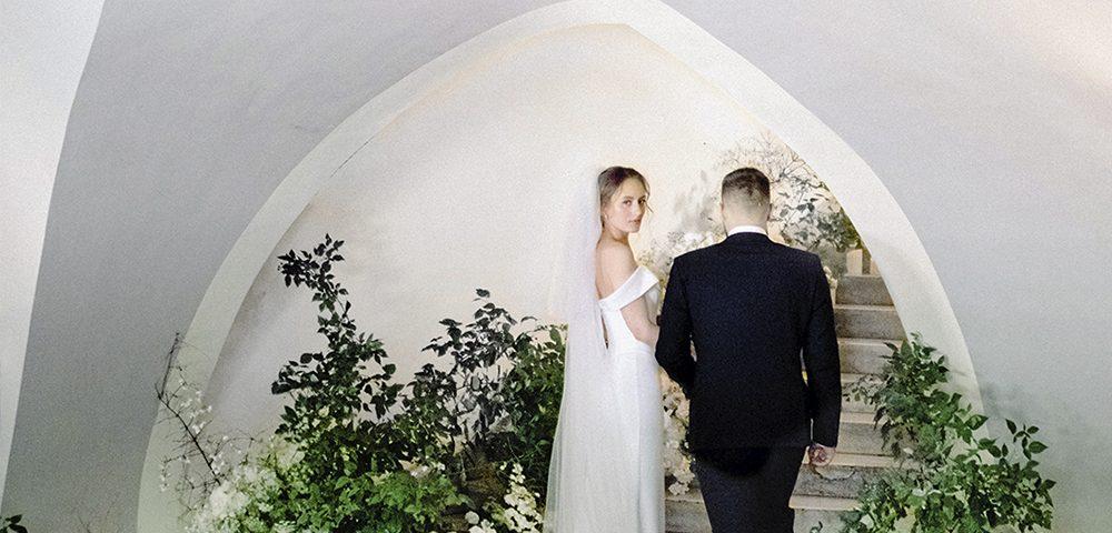 Камерная свадьба в Особняке Смирнова