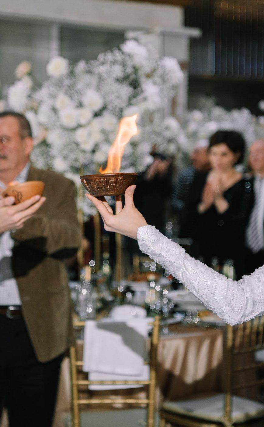 Необычные свадебные традиции народов мира