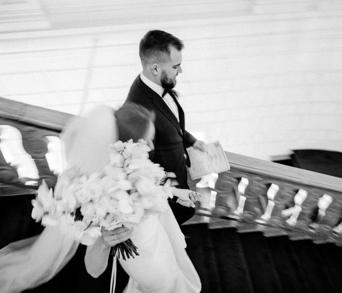 Официальная выездная церемония регистрации брака в Москве