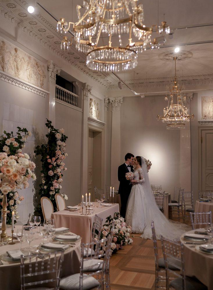 Самые популярные площадки для свадьбы