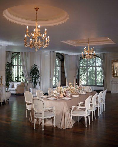 Места для камерной свадьбы в Москве