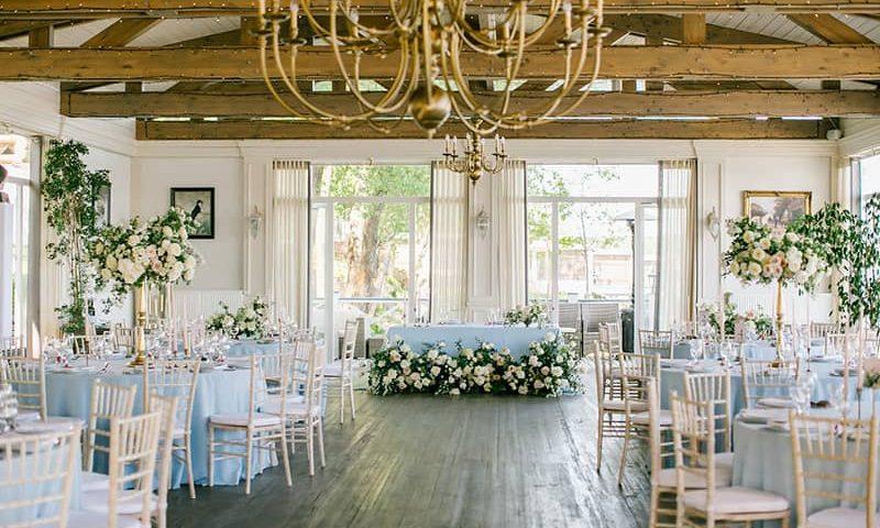 Свадебная площадка с размещением